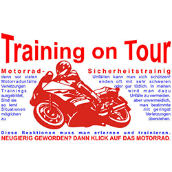Training on Tour